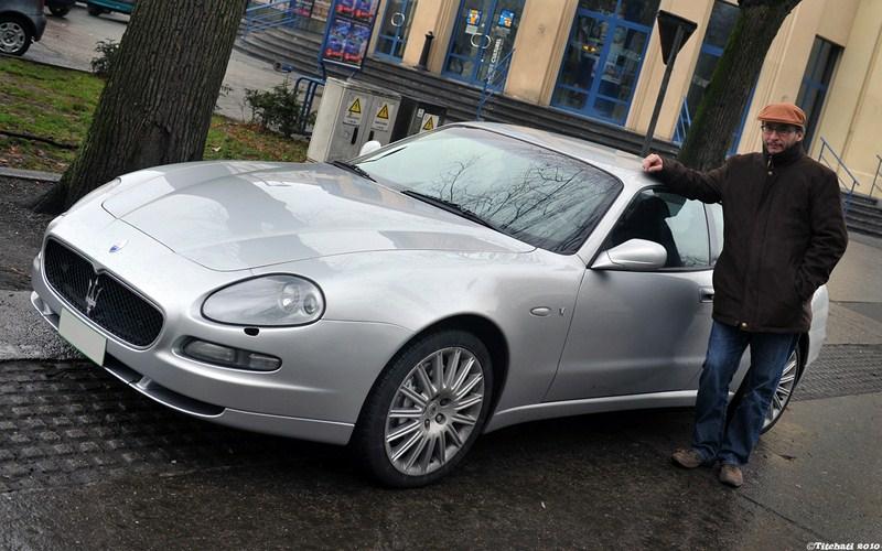 Essai Maserati Coup 233 Cambiocorsa 4 2 V8 De 2005 Sacr 233